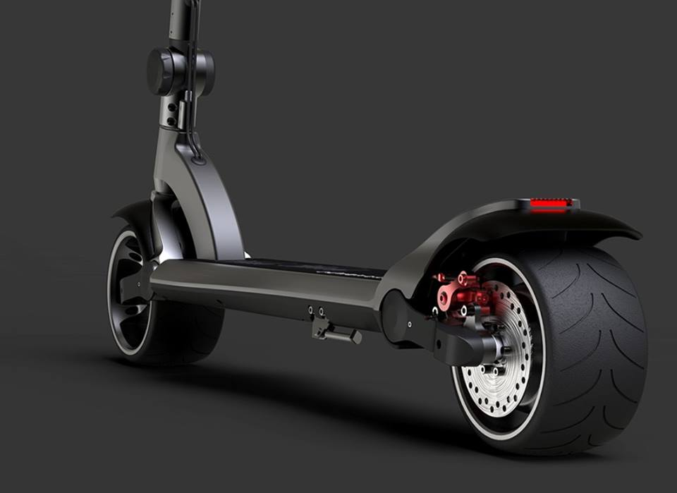 Wide Wheels Electric Scooter Malaysia 183 Epikcure