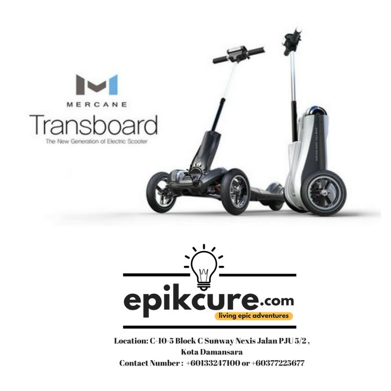 Electric Scooter, Transboard, Epikcure, Escooter, Ebike
